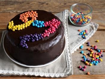 Torta glassata di Carnevale