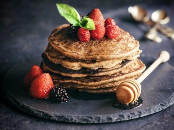 Idee per un pancake senza glutine
