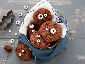 Cookie con occhietti