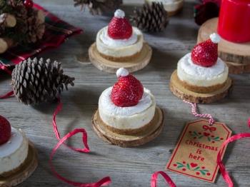 CheeseCake Babbo Natale