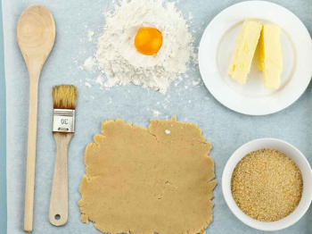 Pasta frolla: alla francese, sabbiata, montata…