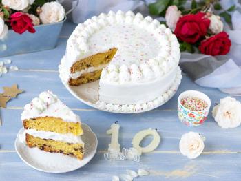 """La """"Torta Natura"""" di compleanno"""