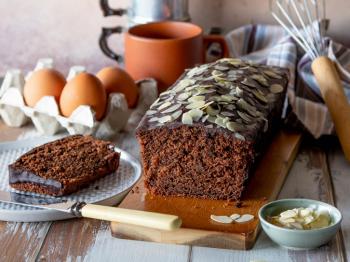 Plumcake dolce alle zucchine e cioccolato