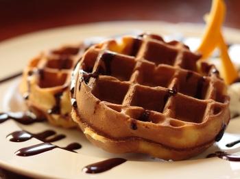 La re-invenzione dei waffle