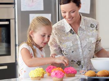 Cucinare con i bambini: idee divertenti senza cottura