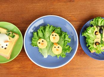 In cucina con i bambini: panini da spiaggia facili e divertenti