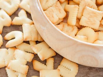 In cucina con i bambini: l'alfabeto si impara in cucina