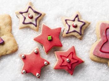 Insegna le forme con i biscotti!