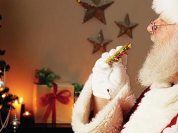 Arriva Babbo Natale! Che dolce gli prepari?