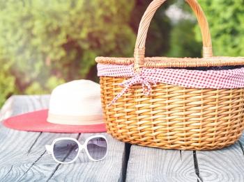Intolleranza al glutine: idee per un picnic gluten free