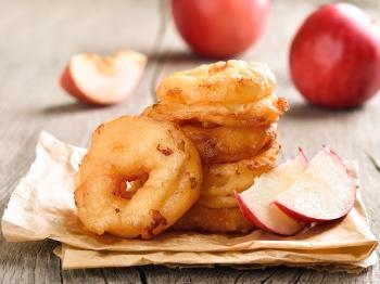 Frutta fritta, dessert alternativo