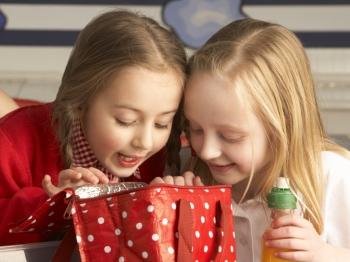 Ritorno a scuola: la merenda giusta per piccoli campioni