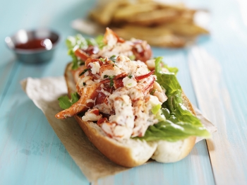 Nuove tendenze food: dall'America arrivano i lobster roll