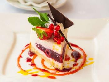5 trucchi per imparare a impiattare i dolci