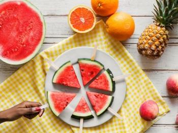 Cucinare con l'anguria: 6 ricette dolci e salate realizzate con il cocomero