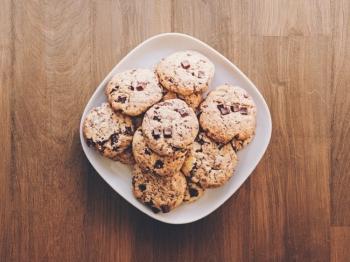 Cookies: la ricetta originale americana con le gocce di cioccolato