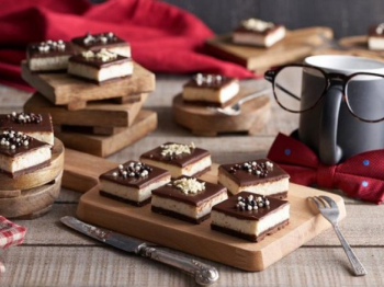 Trancetti di cheesecake: una variante originale del tradizionale dolce americano
