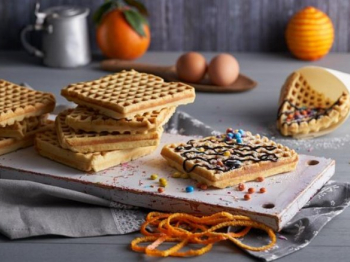 Colazioni energetiche o merende golose: ecco la ricetta dei waffle morbidi
