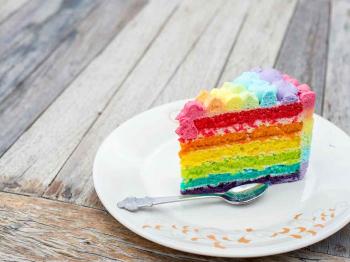 Il significato dei colori nei dolci