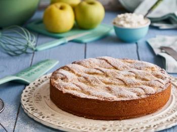 Come realizzare la crostata mele e mascarpone: una ricetta originale e davvero sfiziosa