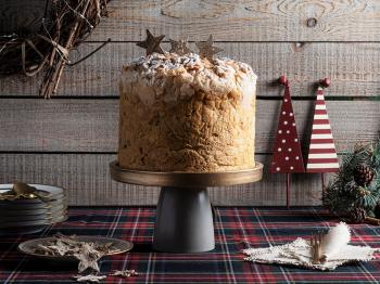 Ricetta del panettone casalingo: il dolce tipico del Natale fatto in casa con le proprie mani