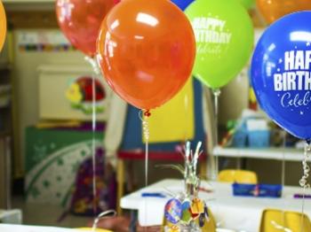 Compleanno: il dolce per la scuola