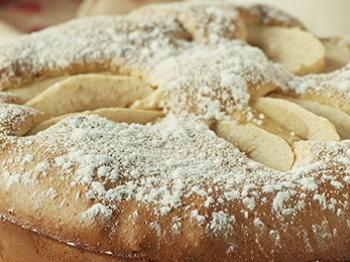Le origini della torta di mele