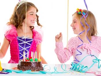 Un compleanno da vera principessa