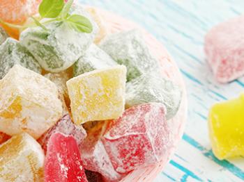 Lokum: le caramelle turche