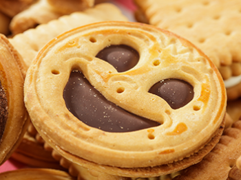 Biscotti: 5 dolci idee per i piu' piccoli