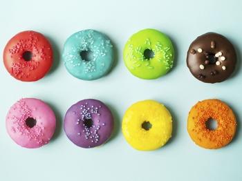 Nuove tendenze: tutti pazzi per il rainbow food!