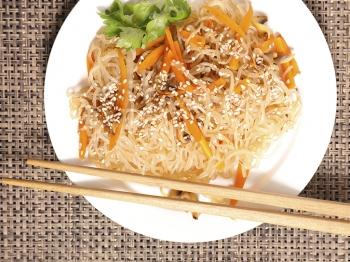 Intolleranza al glutine: dal Giappone arrivano gli shirataki di konjac