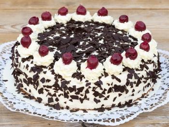 Storia della torta Foresta Nera