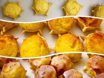 Pardulas ( formaggelle )