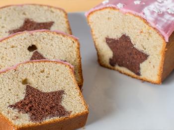 Cake con stella