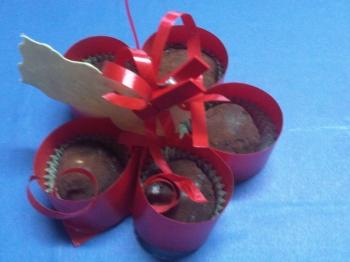 Segnaposto cioccoloso