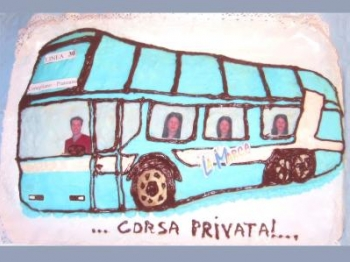 Corsa privata...