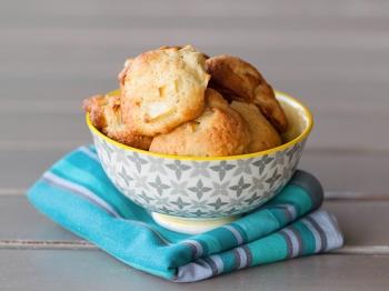 Biscotti morbidi mele e vaniglia
