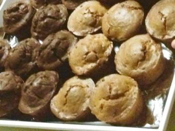 Muffins bicolor