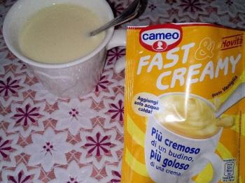 Fast & creamy alla vaniglia