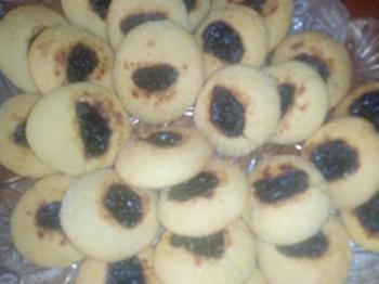 Biscotti con Marmellata Amarene