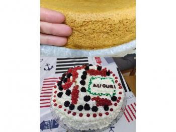 La mia torta di compleanno 😍😍