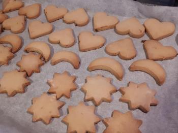 Biscotti al riso 🍪🍪