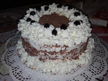 Torta fresta nera
