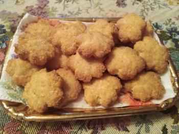 Biscotti al limone senza burro e senza uova