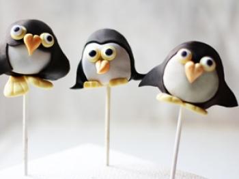 Penguin Pops