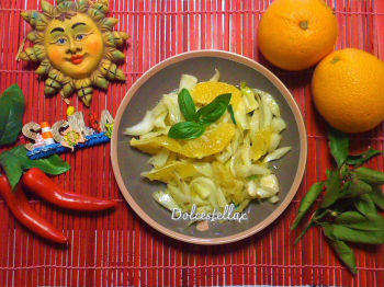 insalata di arance e finocchi alla siciliana