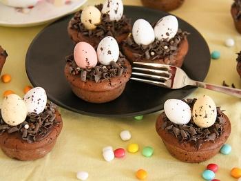 Brownies di Pasqua