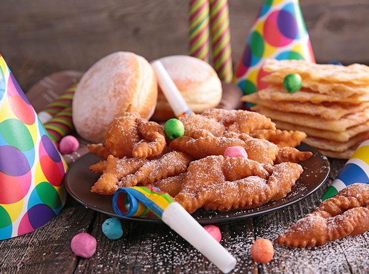 Carnevale in cucina con i bambini: idee dolci e colorate da preparare con i piccoli chef