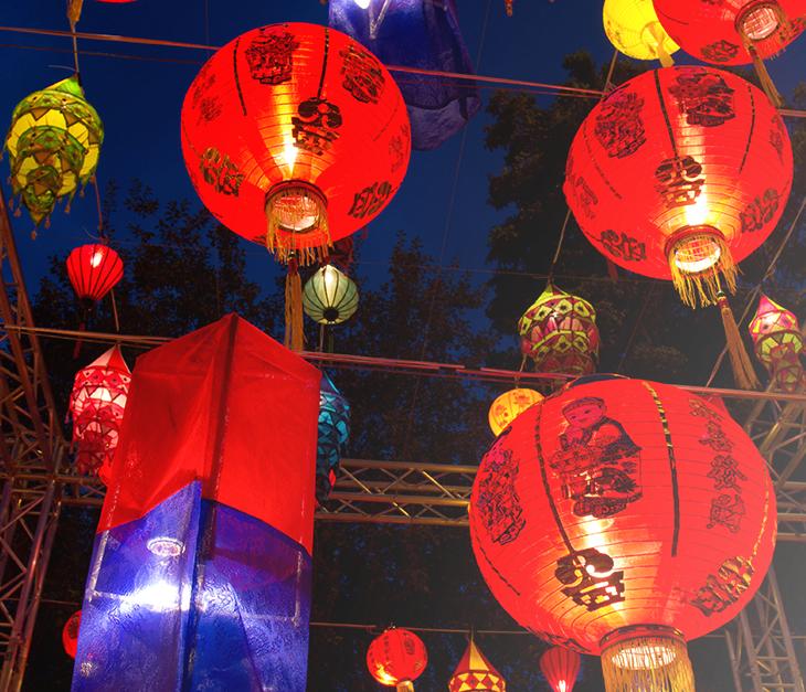 Il capodanno cinese e i suoi dolci